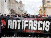 rassemblement antifas Nancy