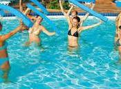 Faites Sport Aquatique pour vaincre Cellulite