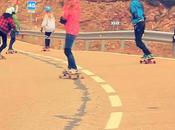 Girls over wheels Let's Puigcerdà
