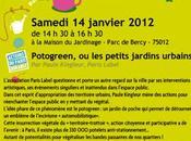Conférence Potogreen Maison Jardinage parc Bercy