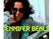 Funny vidéo Jennifer Beals fait dans vintage 80′s