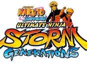 Bientôt démo Naruto Shippuden: Ultimate Ninja Storm Generations