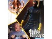 """Opération Fanboys pour lancer l'année 2012 chez Canal+Cinéma doc""""Welcome Fanland"""""""