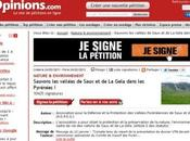 pétition Sauvons Gela adressée Nathalie KOSCIUSKO-MORIZET