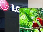 2012._ plus grand téléviseur OLED monde signé