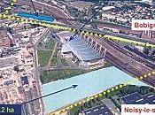 projet d'usine TMB-méthanisation Romainville.