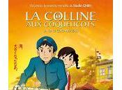 Petite séance cinéma avec colline Coquelicots.