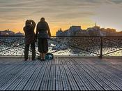 Balade matinale contre-jour, Paris.
