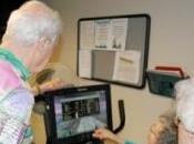 """DÉCLIN COGNITIF: Faut-il """"mettre"""" personnes âgées cyber-exercice? American Journal Preventive Medicine"""
