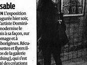 ARTICLES OUEST BORDEAUX exposition Errances chez Bordeaux