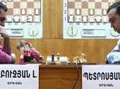 Echecs Erevan ronde Direct Live