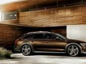 Nouvelle Audi Allroad Quattro