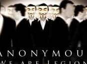 Anonymous menace bloquer Facebook, Twitter, YouTube, Sony, Justin Bieber Lady Gaga
