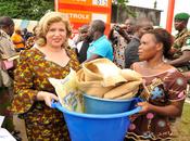 Dominique Ouattara fait parler coeur Attécoubé