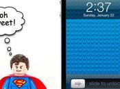 Fonds d'écran gratuits Lego pour iPhone iPad...