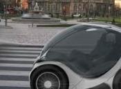 """""""Hiriko"""" voiture électrique miniature pliable"""