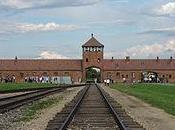 jeune Allemand cinq sait Auschwitz
