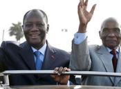 Afrique Alassane Ouattara Abdoulaye Wade font honte l'Afrique
