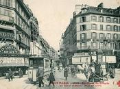 Cycliste Faubourg temple début XXème siècle