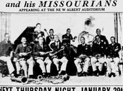 janvier 1930, Calloway Missourians Albert Auditorium Baltimore
