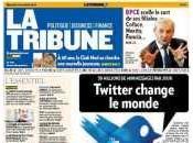 revoir, Tribune