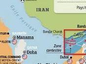 L'Iran entre embargo pétrolier fermeture détroit d'Ormuz