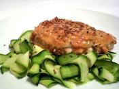 Thon sauce onctueuse gorgonzola soja