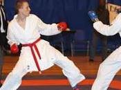 Karate contact Cédric médaille d'or