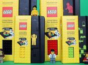 carnets Moleskine LEGO