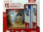 Colgate Hello Kitty Chine