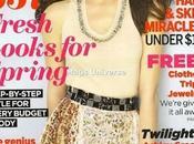 Ashley Greene Lucky Magazine