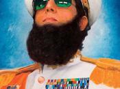 Sacha Baron Cohen impose barbe