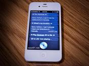 Siri iPhone obtient prix l'innovation...