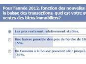 Prévisions l'Immobilier 2012, Votre avis