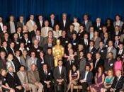 Oscar 2012 déjeuner nominés