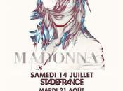 Madonna confirmation dates tournée