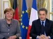 Angela Merkel secours soldat Sarkozy