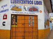 Cusco: magasin sait attirer client!