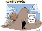 Grèce bord chaos