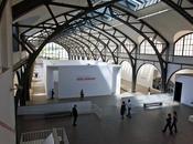Berlin buller dans allées Hamburger Bahnhof