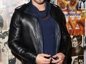 Kellan Lutz Loden Dager Fall 2012 Mercedes-Benz fashion Week