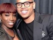Estelle invite Chris Brown Trey Songz International