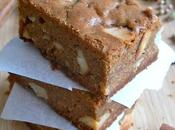 Chai Macadamia Brown Butter Blondies your whole breakfast single cake