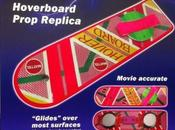 HoverBoard Retour vers Futur chez Mattel