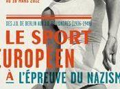 sport européen l'épreuve nazisme, exposition Mémorial Shoah