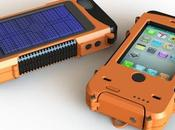 Aqua coque ultra résistante pour iPhone