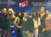 EXCLU Hollywood Girls (NRJ Photo conférence presse