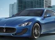 Maserati GranTurismo Sport dévoilée Genève