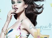 "Visuel complet: Felicity Jones pour ""Bouquet"" collection maquillage Dolce Gabbana printemps/été 2012!"