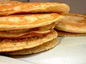 Pancakes lait concentré sucré